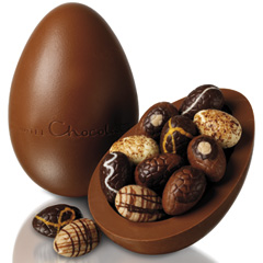 Chocolates da Pascoa